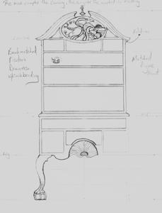 Custom Furniture Sketch